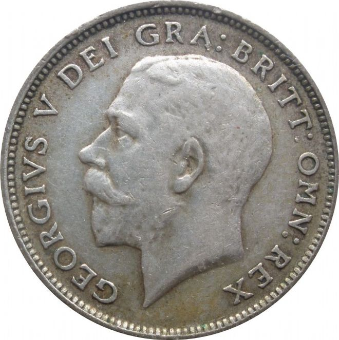 Sixpence George V For sale